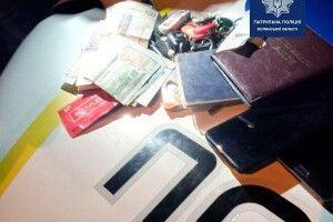 П'яний водій намагався підкупити патрульних (Відео)