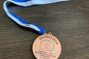 Співробітники Управління СБУ на Волині перемогли на всеукраїнських змаганнях з поліатлону