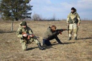 Підрозділи волинської територіальної оборони вдосконалюють бойові навички