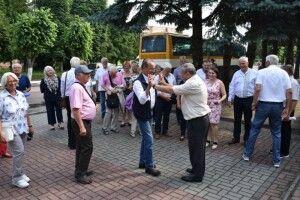 Гості з Німеччини святкували День Конституції на Волині