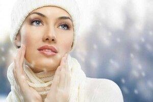 Зимовий догляд зашкірою обличчя