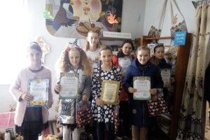 У Головному пройшов конкурс дитячого читання «Кращий читач - 2019 року»