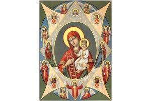 Відомий образ Богородиці «своїм божественним світлом обпалює всю нечисть»