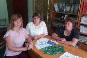 Юристи консультували селян Локачинського району