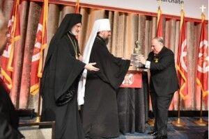 Епіфанію вручили премію за захист прав людини