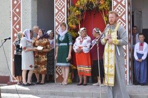 Древині відзначили 520-річницю з часу заснування села (Фото)