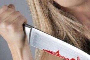 На Ковельщині жінка порізала сусіда ножем