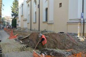 У Львові почали будівництво без археологічних розкопок