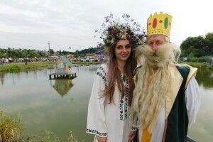 Цьогорічне літо подарувало горохівчанам Русалку й Нептуна
