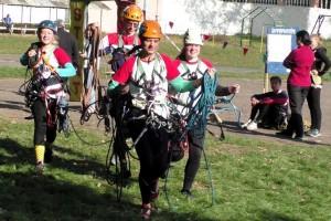 На Волині відбулись міжнародні змагання зі спортивного туризму