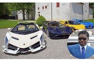 На продаж виставлять  25 автомобілів,  які вилучили у чиновника