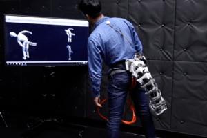 Японські вчені замість тростини пропонують використовувати роботизований хвіст (Відео)