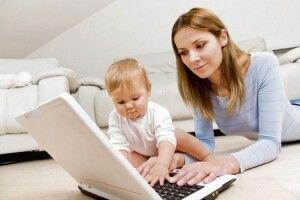 Мама вдекреті: як з усім впоратися й бути бадьорою