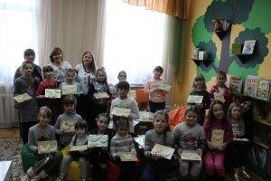 Діти готувалися зустрічати птахів із вирію