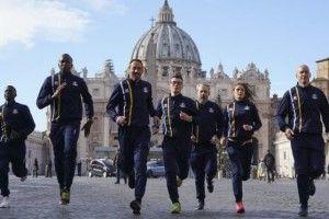 Тепер на Олімпійських іграх змагатимуться спортсмени з... Ватикану