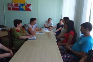 Жителів Торчинської громади переконували робити щеплення
