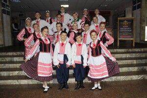 Волиняни у столиці показали, як треба танцювати та співати
