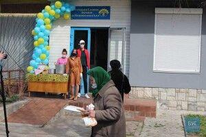 Благодійна їдальня у Нововолинську: «Знаєте людей, які потребують харчування,— направляйте донас»