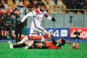 «Шахтар» грає внічию з «Ліоном» і виходить в 1/16 Ліги Європи (відео)