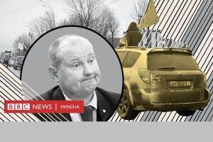 Викраденого у Молдові суддю Чауса вивозили на машині військового аташе України
