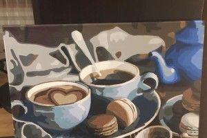 12-річна дівчинка з Рівненщини з діагнозом ДЦП малює вражаючі картини