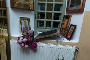 У Володимирі-Волинському волоцюги намагалися пограбувати храм