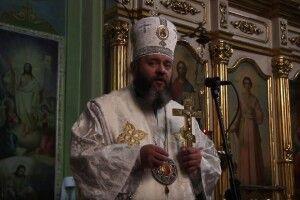 Митрополит Михаїл привітав волинян із потрійним святом