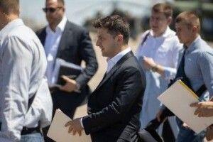 Президент Володимир Зеленський звільнив 3 голів районних адміністрацій у Рівненській області