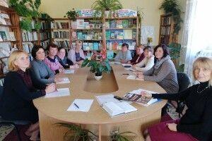 Як зашифрувати книги навчали у селі Замличі Локачинського району