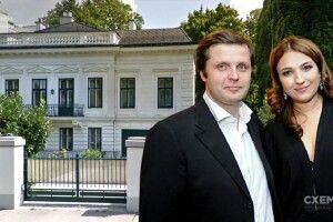 Кум Медведчука, який йде в Раду від «Слуги народу», має віллу у Відні за 6 мільйонів євро