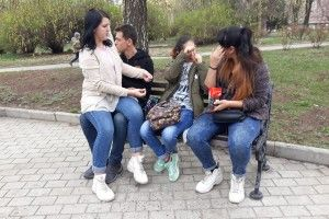 У Луцьку молодь «свинячила» (Фото)