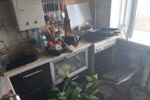 У Рівному через горіхи мало не згоріла квартира на Степана Бандери