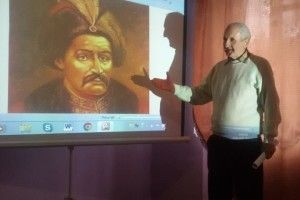 У Рожищі провели просвітницький захід, присвячений найвідомішому в Європі та Америці гетьману Івану Мазепі