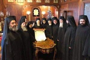 Синод Елладської православної церкви визнав канонічність ПЦУ