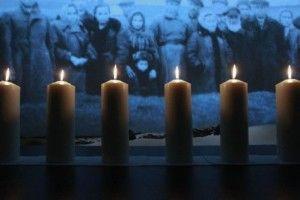 Сьогодні День пам'яті жертв Голокосту