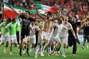 Тільки один раз: в Ірані жінкам дозволили сходити на футбол