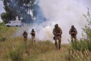 Українським військовим надають допомогу колеги з Великобританії