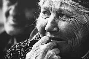 Лист жінки збудинку престарілих