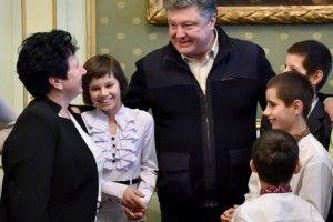 Петро ПОРОШЕНКО: «Українців має бути більше!»