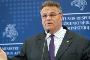 Погано тхне: литовський міністр МЗС про переслідування владою Порошенка
