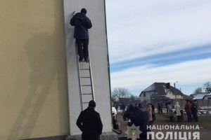 Стріляниною поблизу храму на Волині зайнялася Маневицька місцева прокурартура