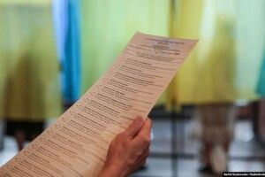 Пораховано половину голосів: кого обирає Волинь