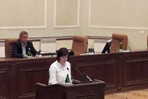 Волинська обласна рада просить не призначати Погуляйка