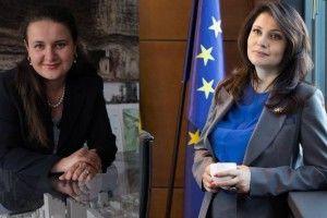 Гройсман обростає трояндами: сьогодні відразу дві жінки одержали портфелі в українському уряді (фото)