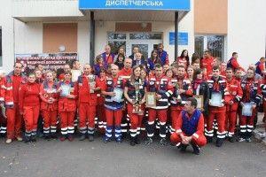 На «Волинських медичних ралі-2018» перемогла команда з Ківерець