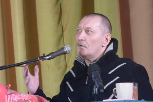 Яке воно - задзеркалля письменника Василя Слапчука через 30 років після Афгану (ВІДЕО)