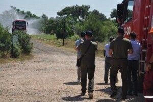 Волинські лісівники вивчали протипожежний досвід колег Туреччини (Фото)