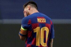 Востаннє «Барселона» пропускала вісім м'ячів 1949 року