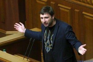 Володимир Парасюк не буде в новому парламенті