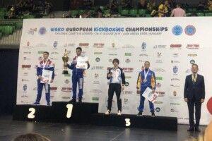 Ковельчанин Роман Кухта став бронзовим призером чемпіонату Європи з кікбоксингу WAKO